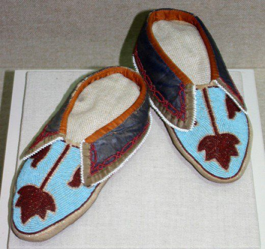 Archeological evidence suggests that shoes may have been worn 42,000 years ago. Many of the shoes we wear today are based on older types like Flip-flops, an old type of sandal worn in Ancient Egypt.