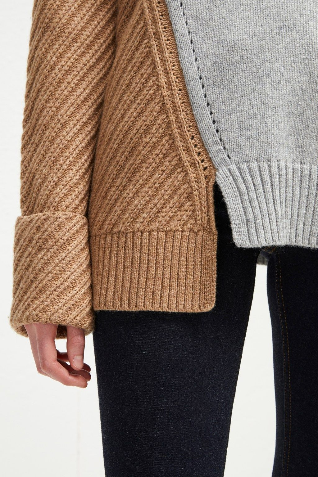 Viola Knit High Neck Jumper | WR SPRING 20 | High neck
