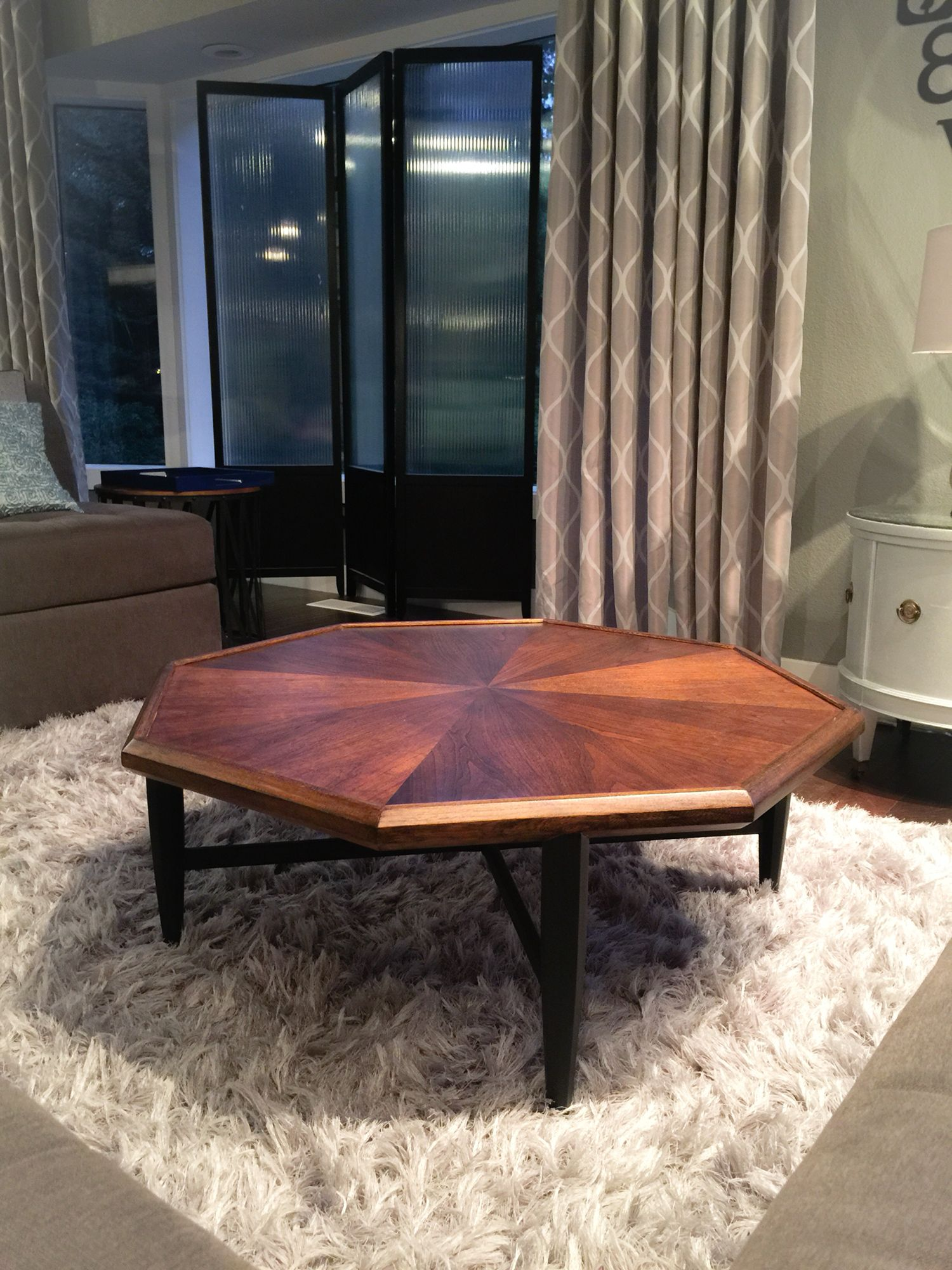 Lane Octagon Coffee Table | Coffee table, Coffee table ... on Coffee Table Inspiration  id=17669