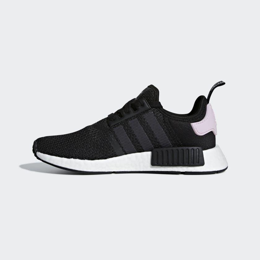 adidas NMD_R1 Shoes - Black   adidas US
