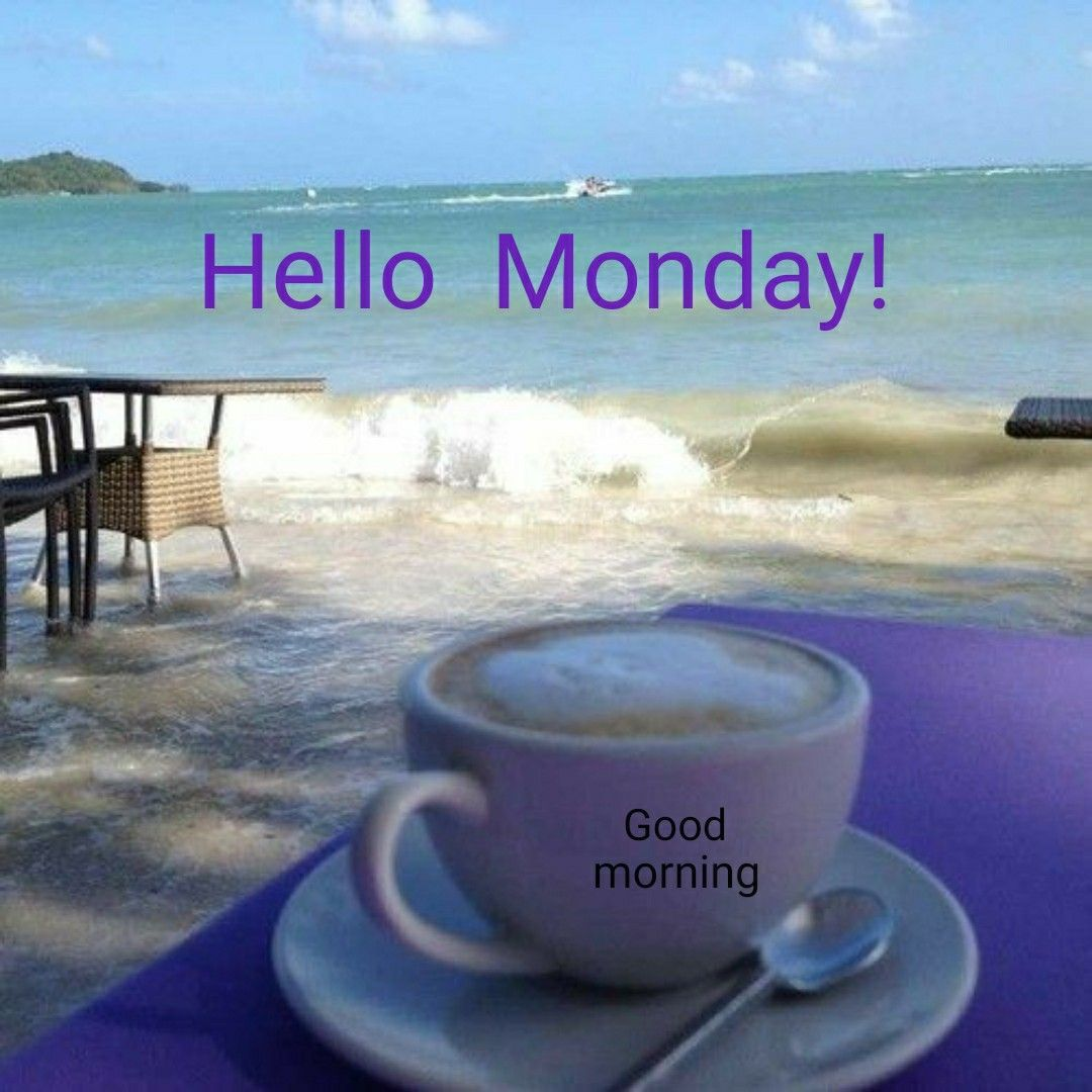 Happy Monday Coastal Lovers Monday Good Morning Happy Monday