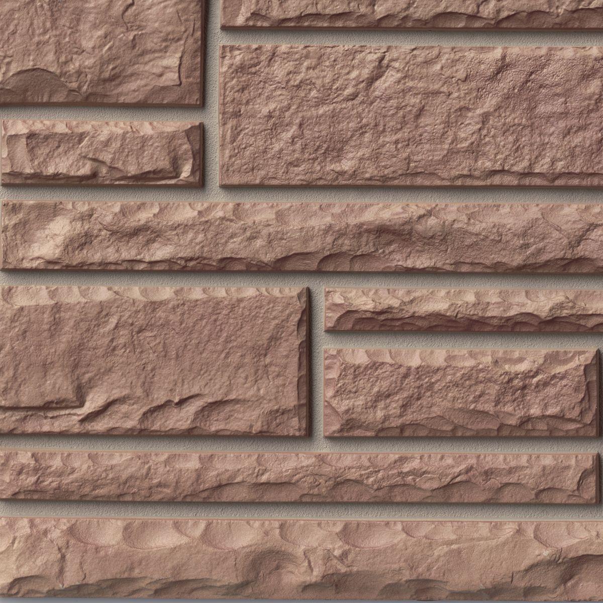 Hand-Cut Stone Original Series: Desert Buff. http://www.exteriabp.com/hand-cut-stone