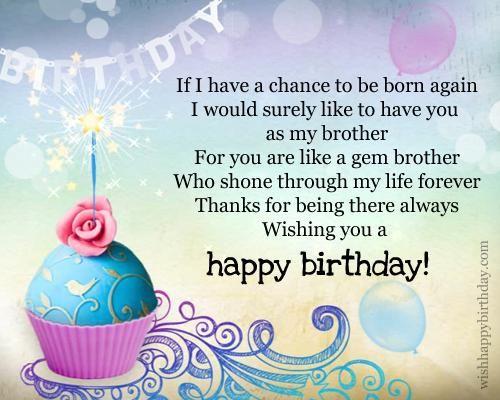 HappyBirthdayBrotherGreetings Send a warm happy birthday greeting – How to Send Birthday Greetings
