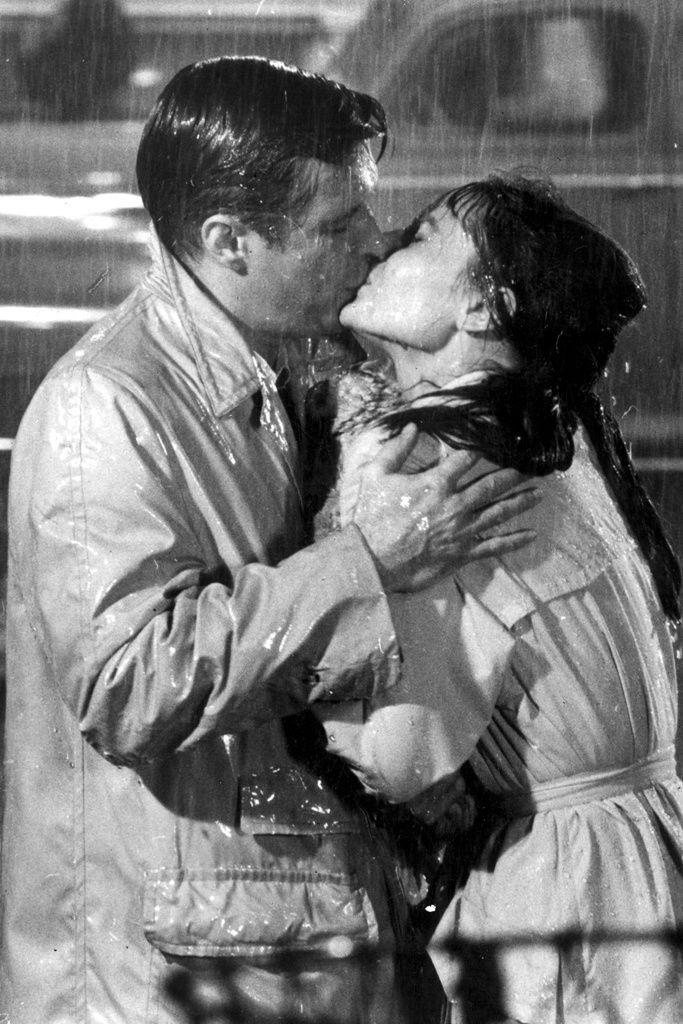 Los Mejores Besos De La Historia Besos De Película Los Mejores Besos Lluvia De Beso