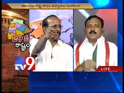Cong and BJP cheats Telugus - MP Harsha Kumar