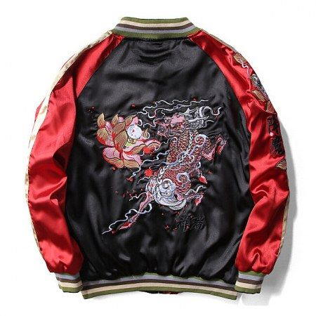 764a3bf6a Pin by Adriana Mckenzi on Men's in 2019   Bomber jacket men, Bomber ...