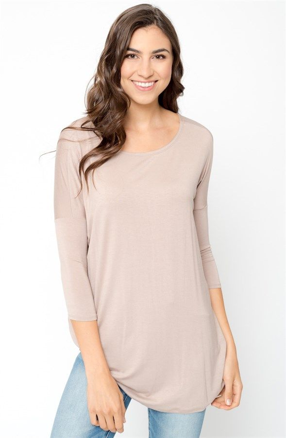 Ballet Sleeve Tunic | Small - XL
