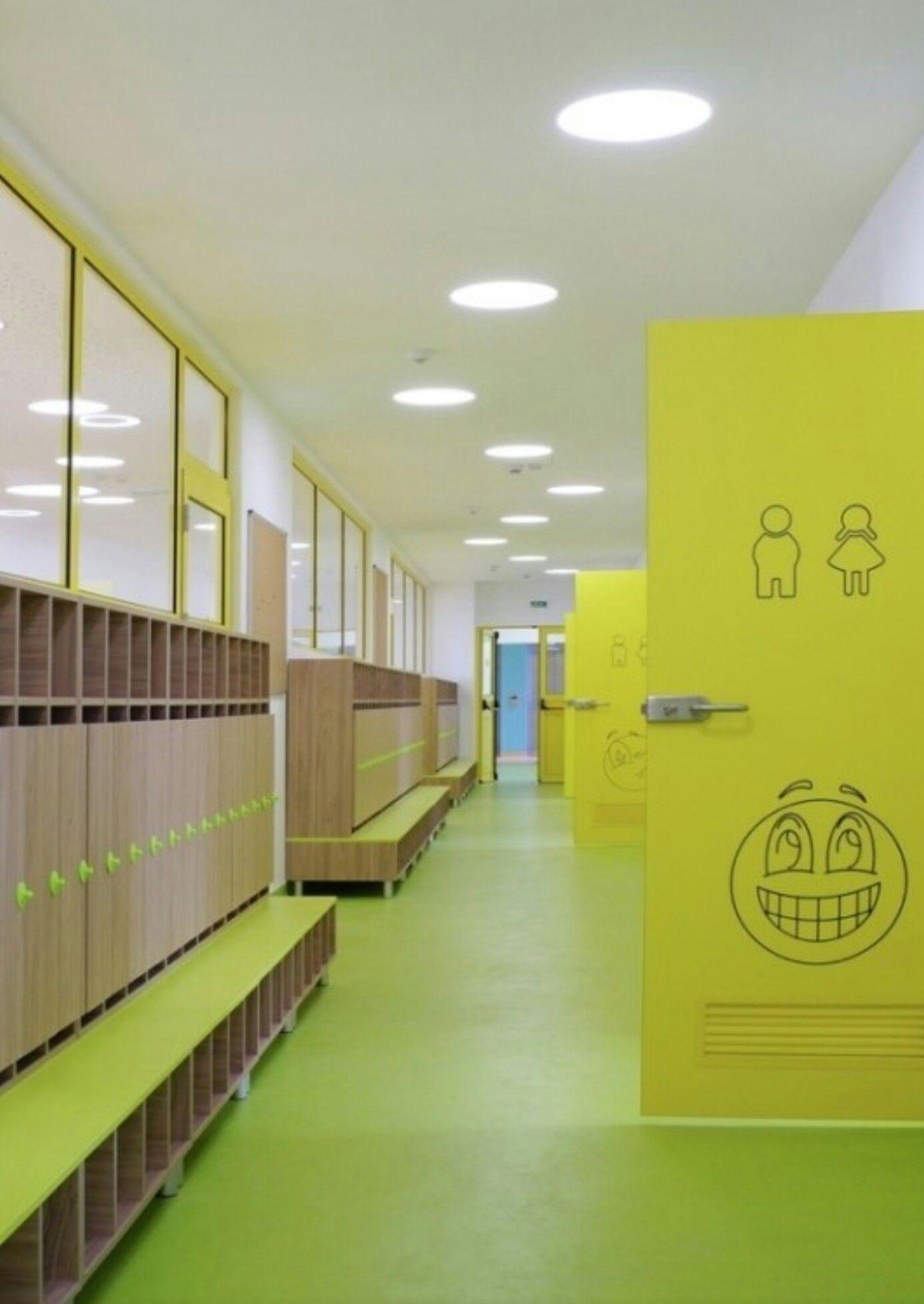 School · Kindergarten InteriorNursery SchoolSchool DesignPrimary ...