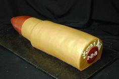 bullet cake - Google Search