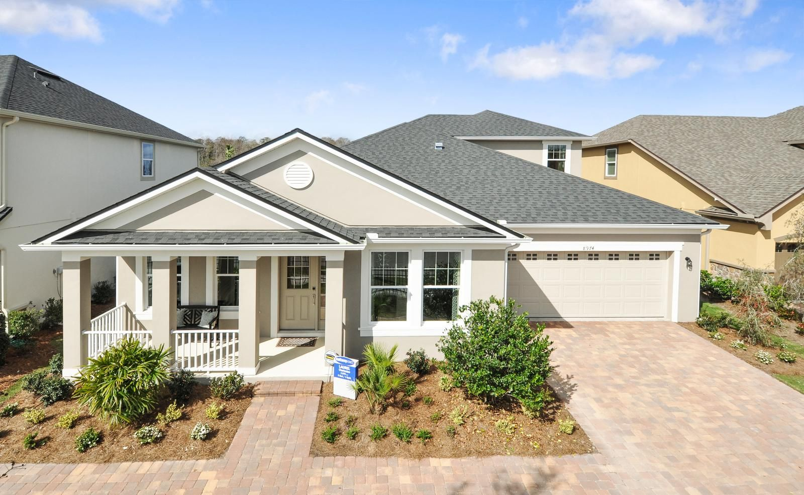 Model homes in orlando florida