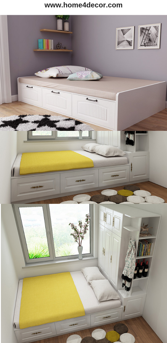 Bedroom Designs For Small Spaces For Couple Bedroom Ideas For