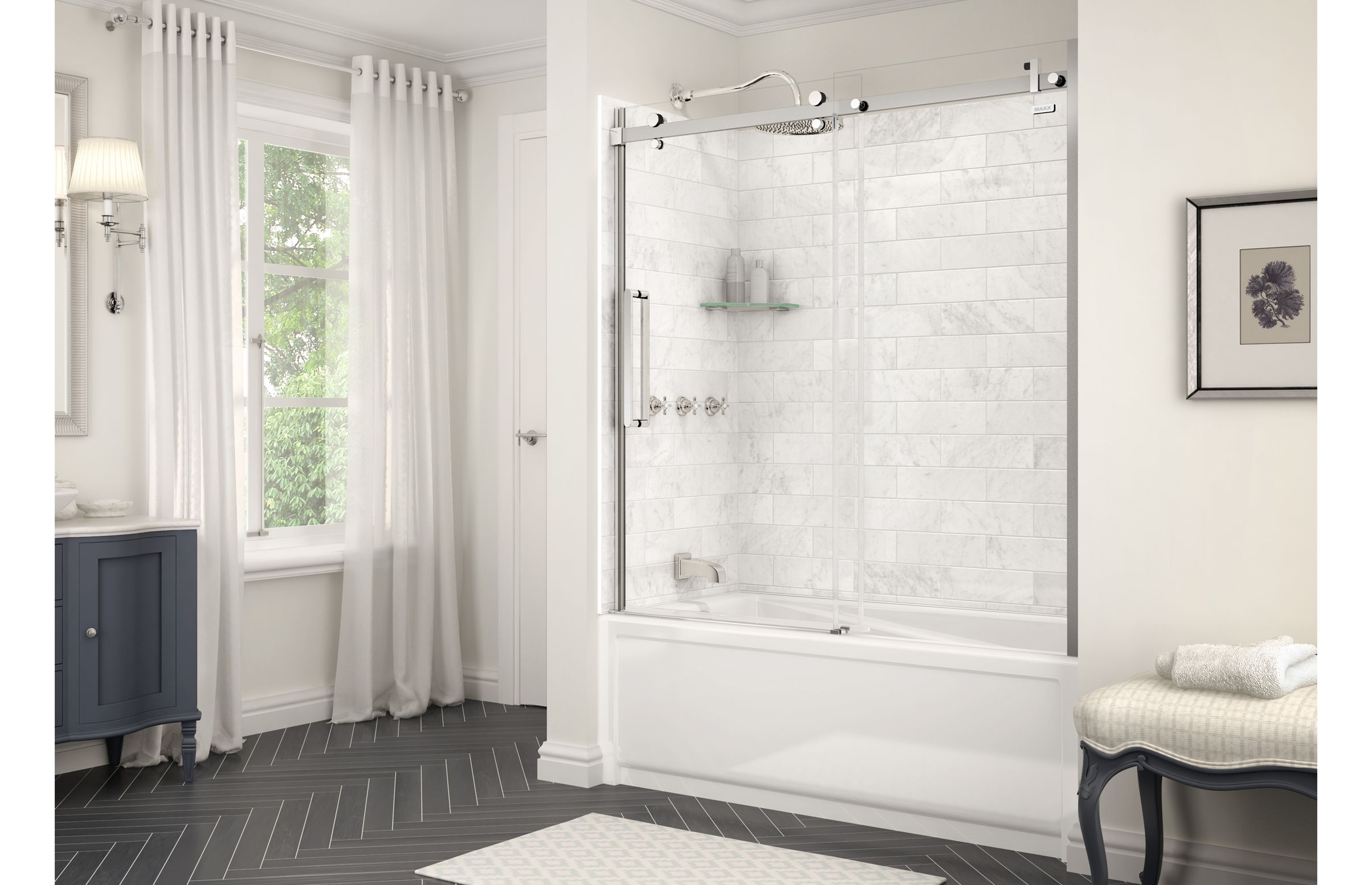 Image result for maax shower sides marble | Pine Tree Circle House ...