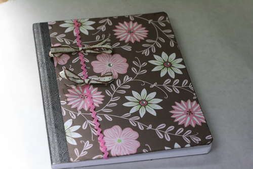 Decorate a Composition Journal
