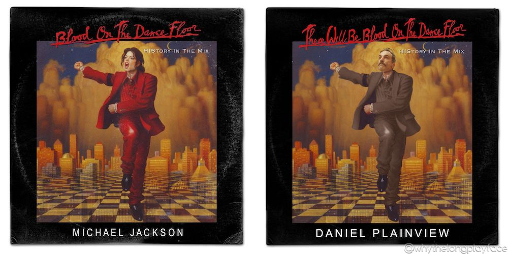Michael Jackson Blood on the Dancefloor / There Will be Blood Daniel ...