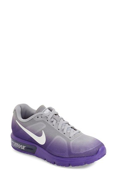 new product 70801 09e70 Nike  Air Max Sequent  Running Shoe (Women) available at  Nordstrom