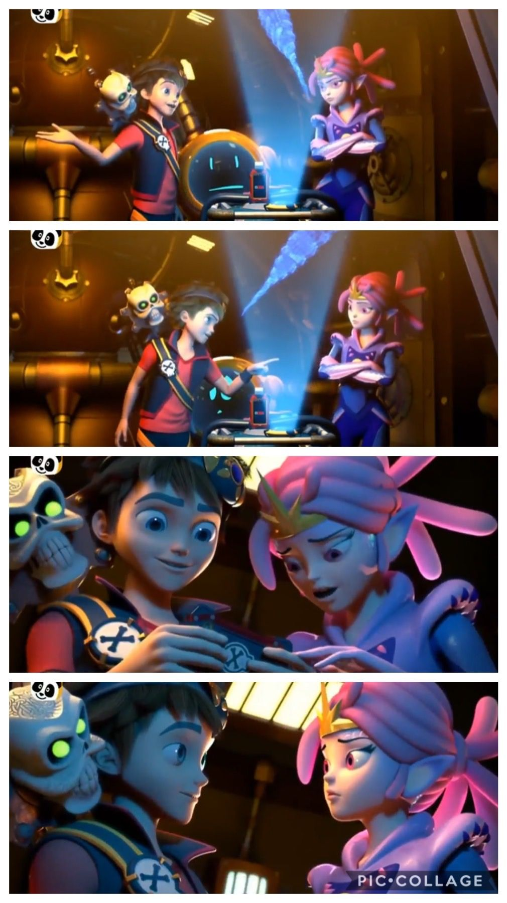 Zak And Cece Moments Zak Storm Season 1 Episode 23 Call To