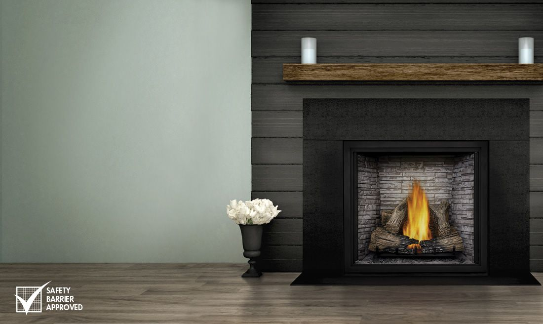 Napoleon Starfire 52 Direct Vent Gas Fireplace With Images