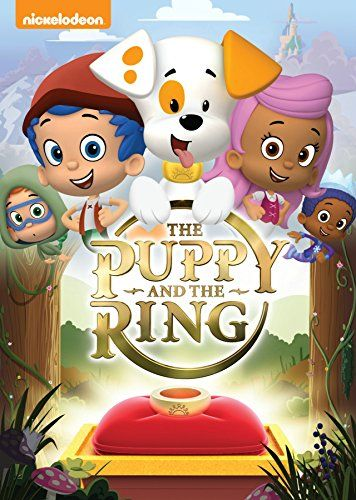 SHE HAS RECENTLY FALLEN IN LOVE WITH THIS SERIES! Bubble Guppies: The Puppy & The Ring Nickelodeon