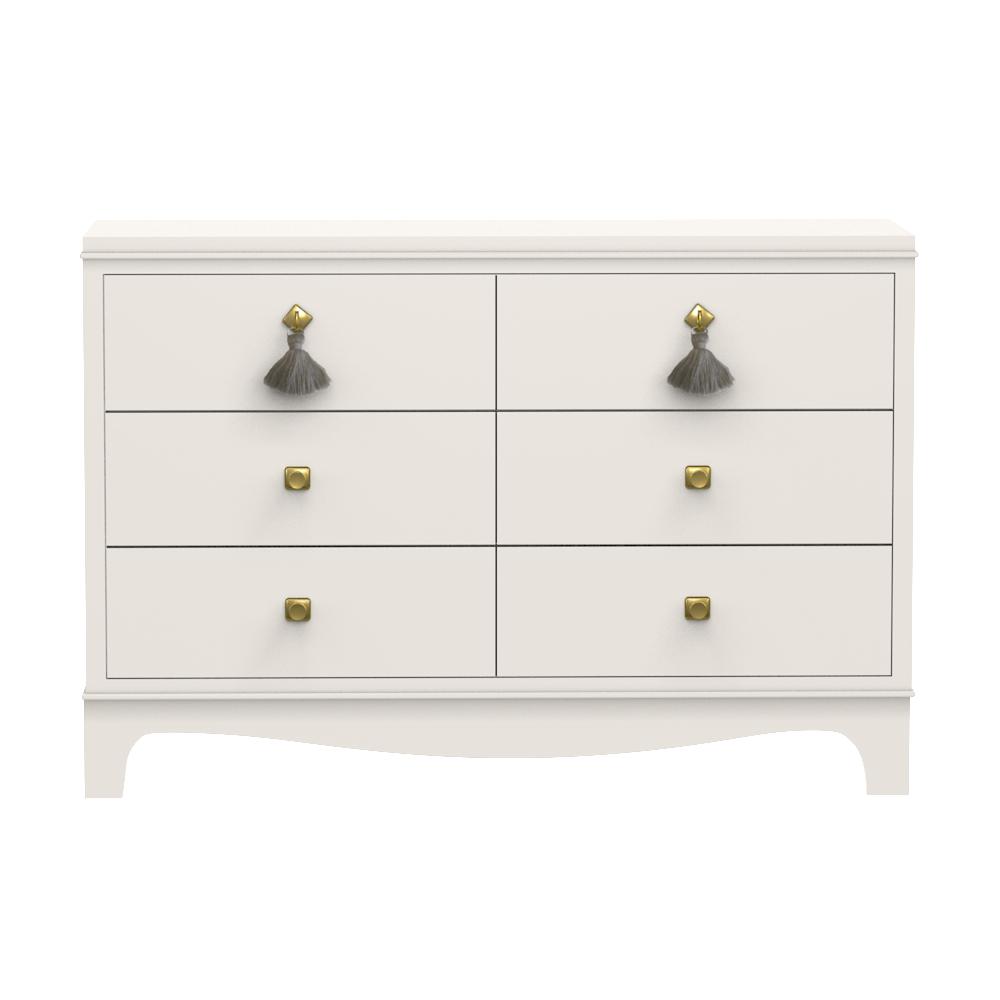 Easton Double Chest Double Dresser Luxury Dresser Dresser Hardware [ 1000 x 1000 Pixel ]