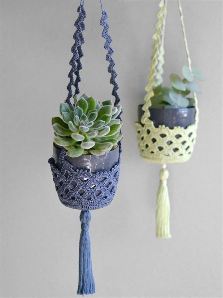 Top 20 des idées de décoration au crochet   – häkeln