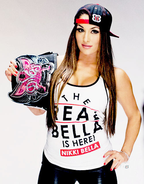 Dailybellas Nikki Bella Nikki And Brie Bella Nikki