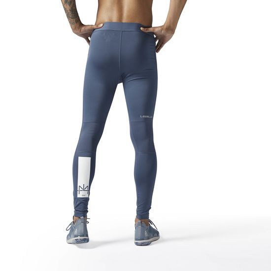 Men in yoga pants nz Reebok Les Mills Playdry Short When The Music Starts Your Muscles Stand Supported Our Les Mills Compression Tight Stretch Mens Gym Pants Gym Pants Gym Men