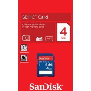 SanDisk 4GB SDHC card --- http://www.pinterest.com.luvit.in/1di