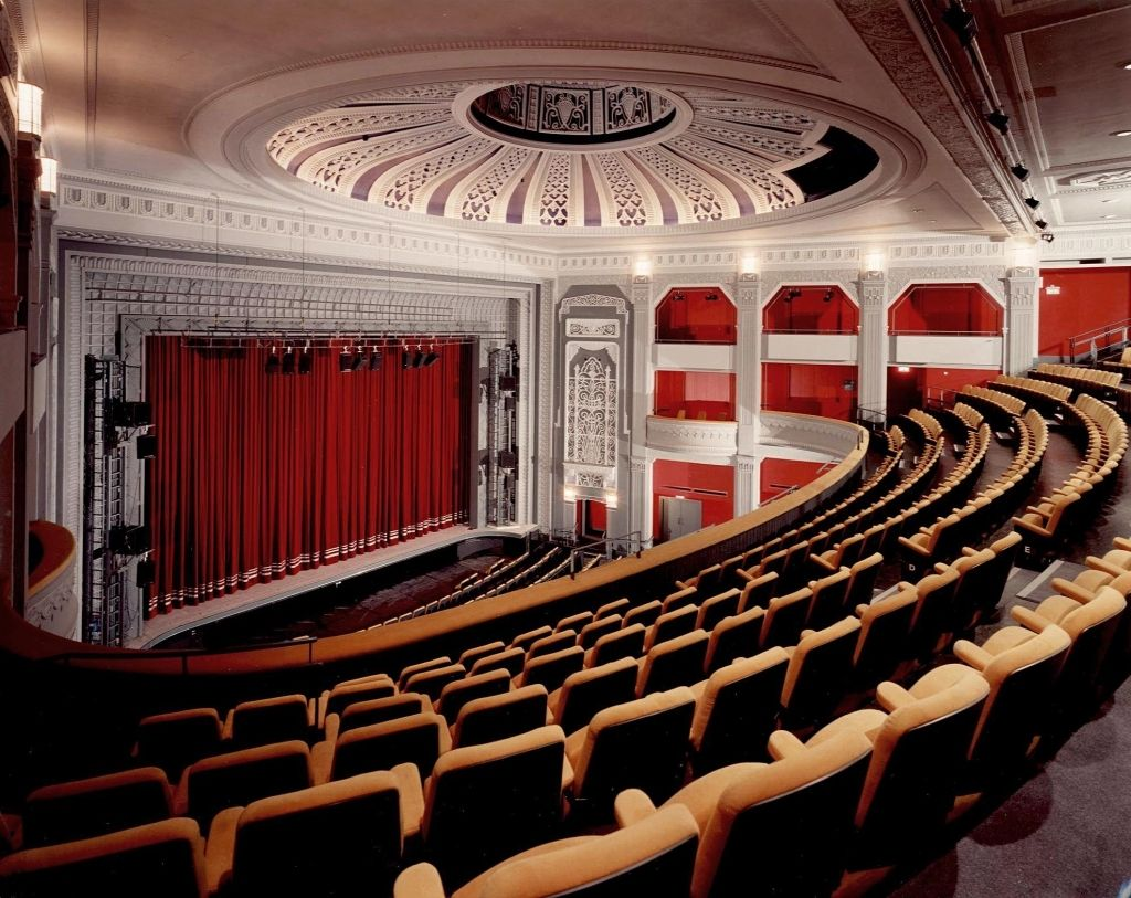 Regent Theatre Stoke Seating Plan Seating Plan Stoke On Trent Her Majesty The Queen