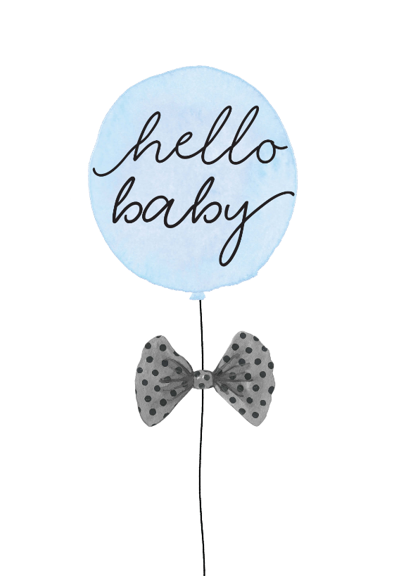 Minimal Balloons Baby Shower New Baby Card Greetings Island Baby Congratulations Card New Baby Cards Baby Cards