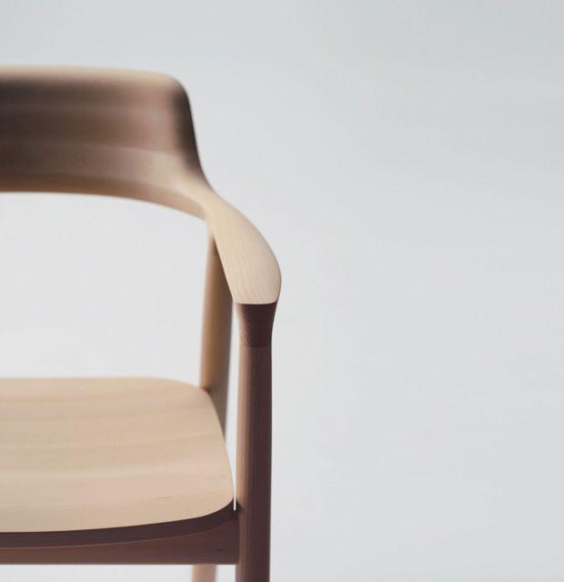 Hiroshima Chair (Maruni) by Naoto Fukasawa