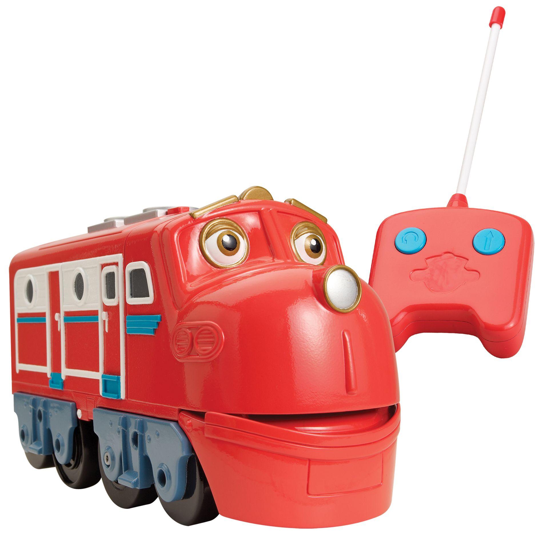Tomy Chuggington Remote Control Wilson Toy Train (796714557021 ...