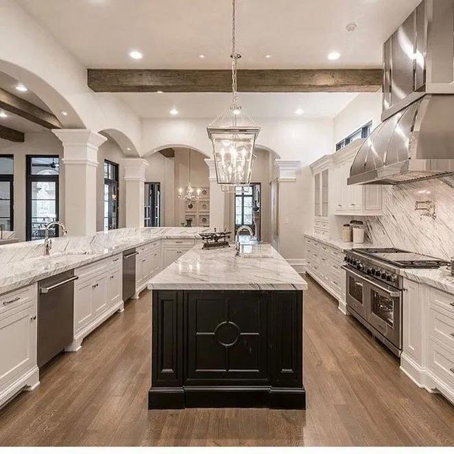28 Small Kitchen Design Ideas: 28 Elegant White Kitchen Design And Layout Ideas 28 In 2020