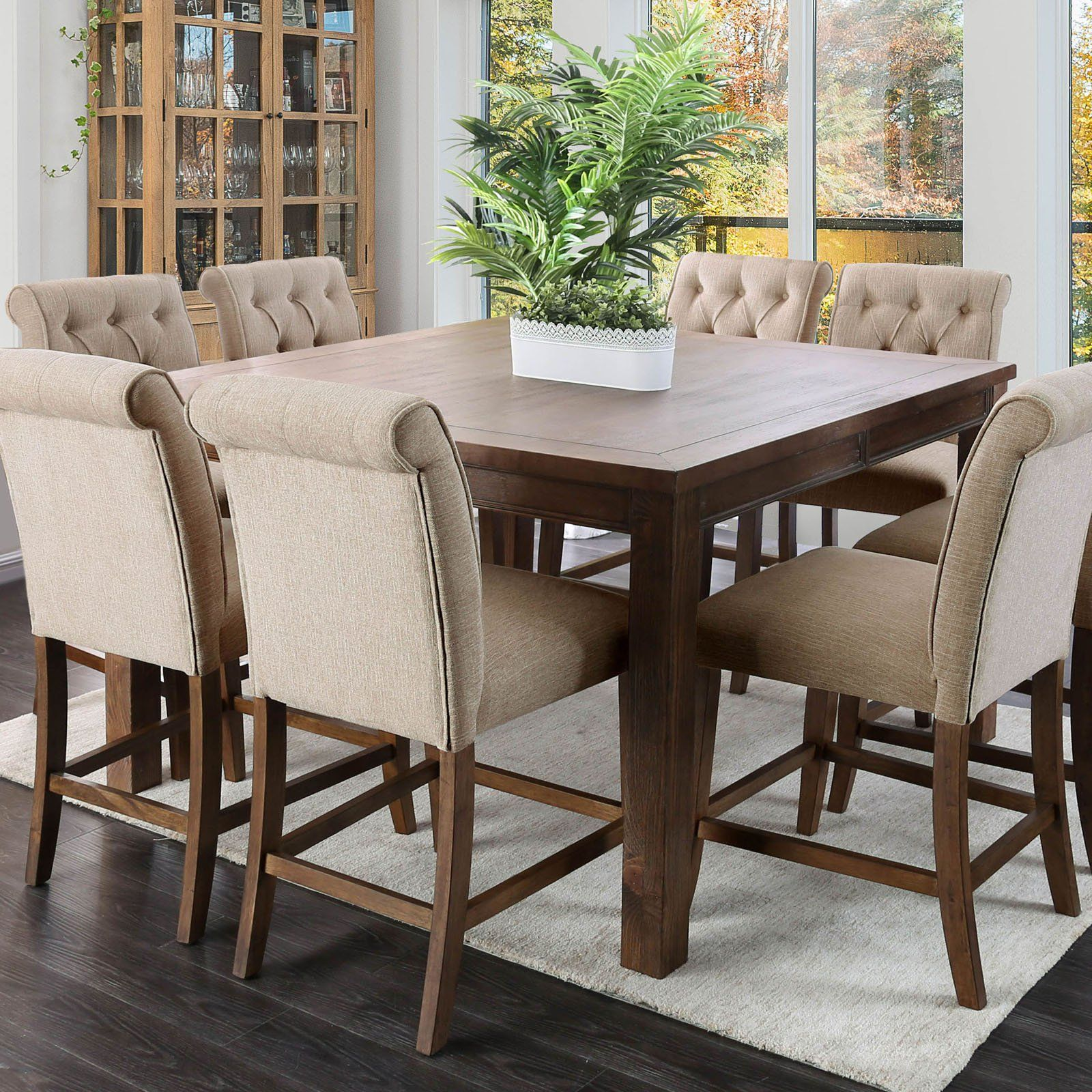 Home in 2020 Counter height dining table, Counter height