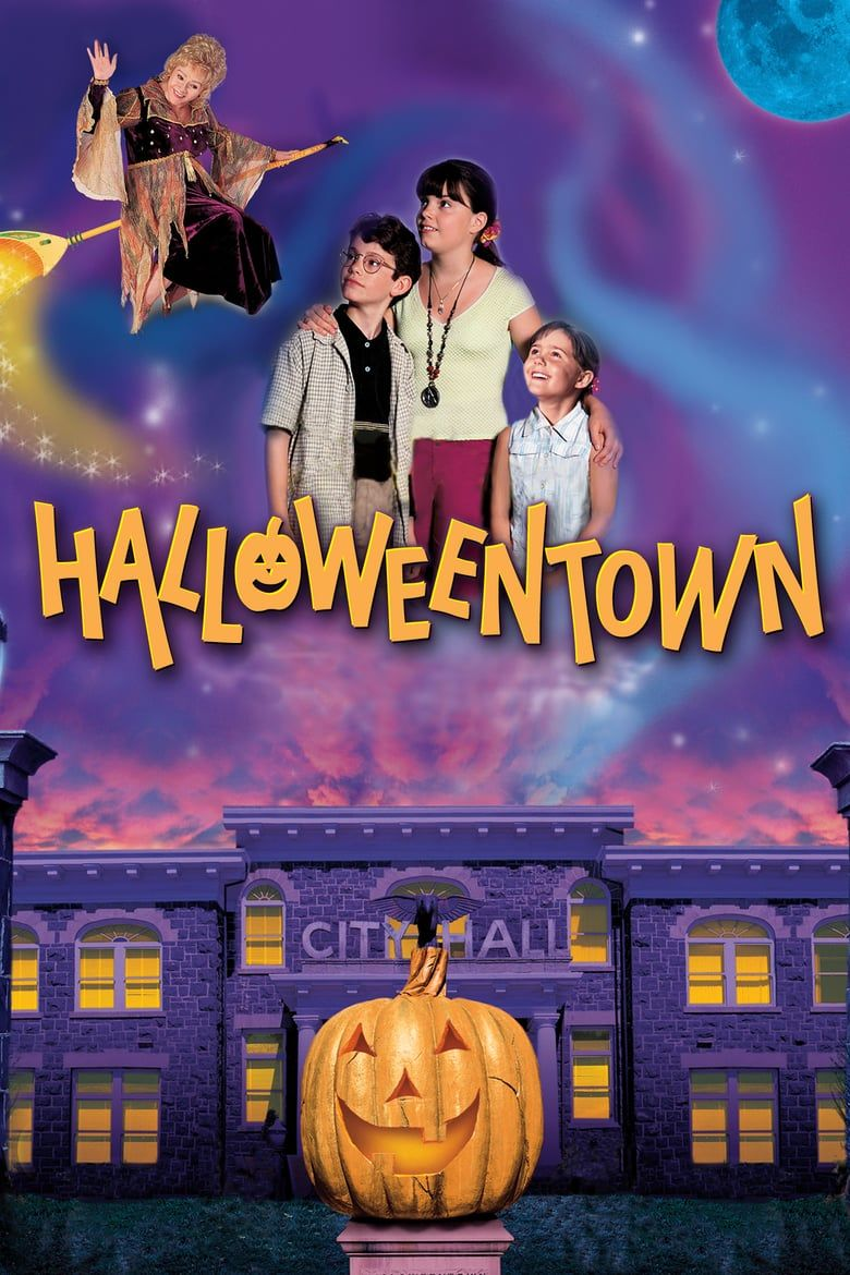 Voirfilm Halloweentown Streaming Vf Halloweentown Completa Peliculacompleta Pelicul Disney Halloween Movies Halloween Town Movie Disney Original Movies