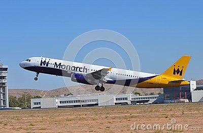flights to alicante with monarch