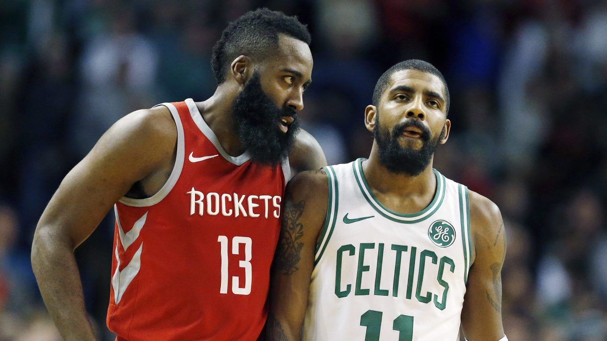Three Things to Know Sorry James Harden, it wasn't