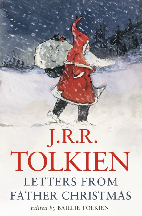 Childrens books for the christmas season christmas pinterest from 1920 until 1943 tolkien wrote letters as father christmas to his children they were accompagnied by lots of funny spiritdancerdesigns Gallery