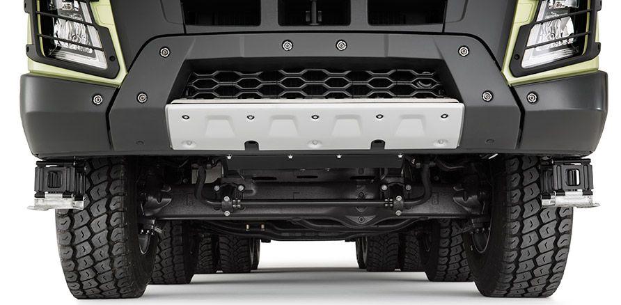 The new Volvo FMX - The new Volvo FMX : Volvo Trucks