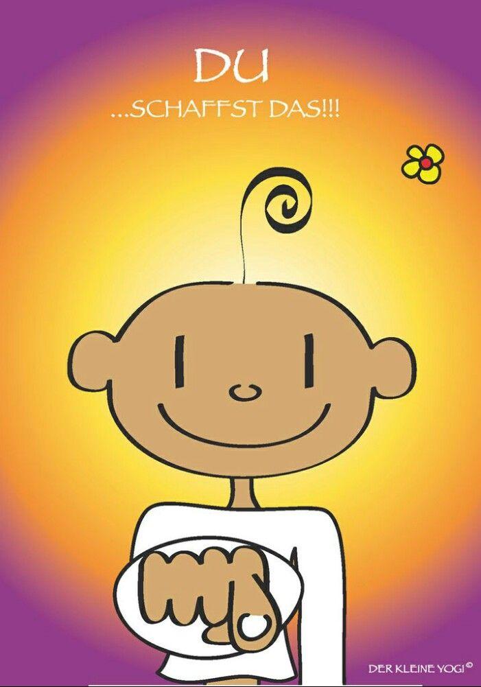 Danke Daizo Du Schaffst Das Der Kleine Yogi Und Augen