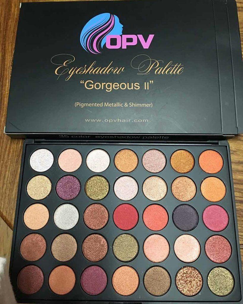 II Palette OPV Beauty Eyeshadow, Eyeshadow