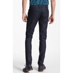 Cheap Topman Skinny Fit Stretch Jeans Dark Blue Dark Blue 34 x 34 new - A dark vintage wash defines sharp jeans in a super lean stretch to fit cut Color s dark blue Brand TOPMAN...
