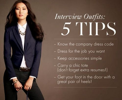 5 Easy And Important Tips For Interview Oytifts Fashion