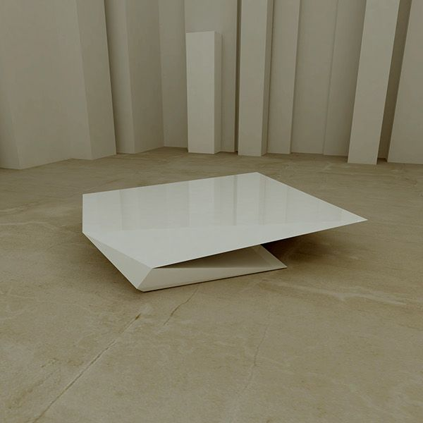 ORIGAMI Coffee Table Born From A Influence To The Japanese Art Of Paper  Folding, Which Started In The 17th Century AD At The Latest And Was  Popularized ...