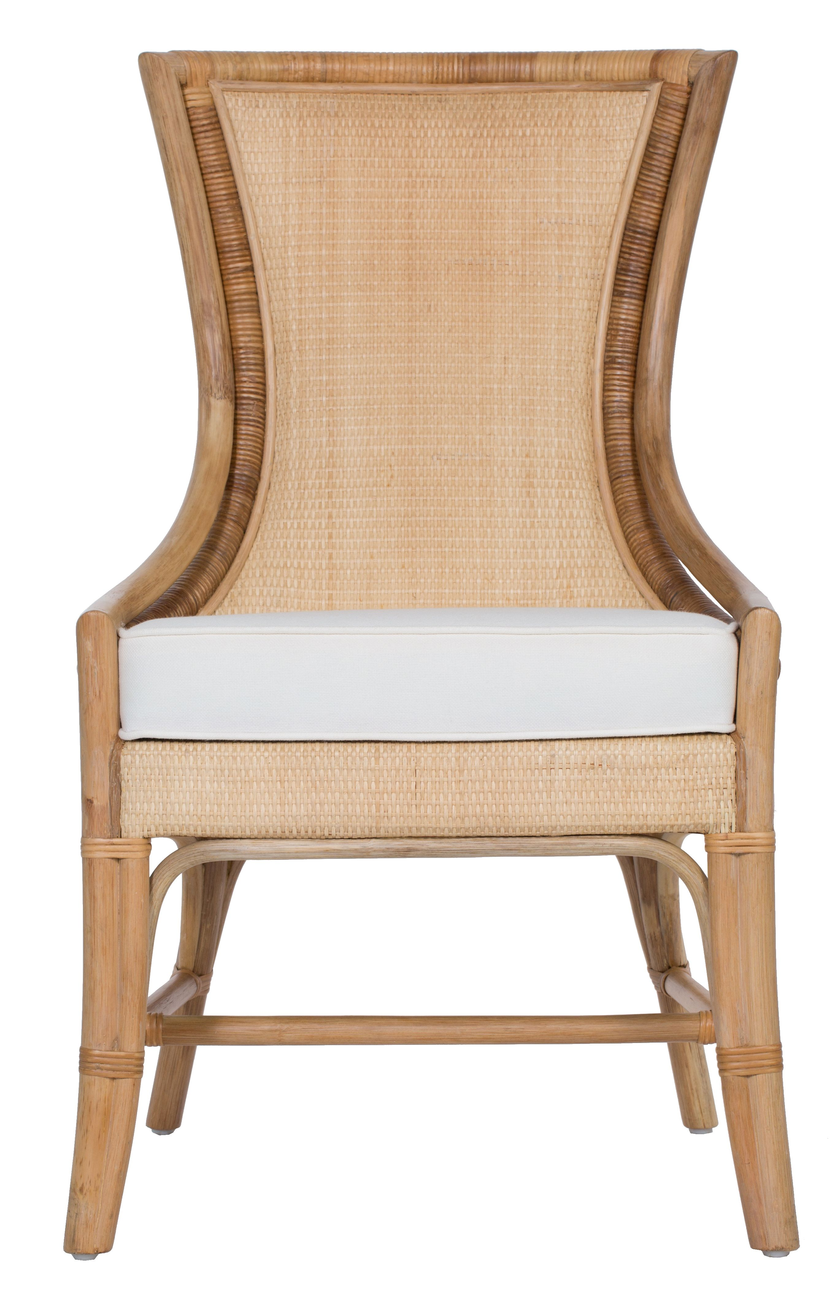 D4900 Barbados Side Chair Shown In Natural #Davidfrancisfurniture #Customfurniture #Weatheredcollection