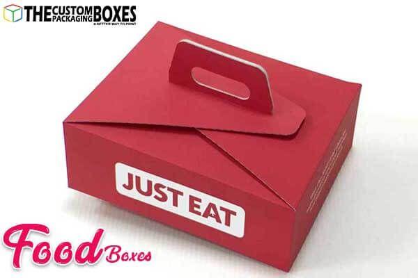 Custom Food Boxes Manufacturer (Dengan gambar)   Kemasan ...