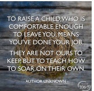 Imágenes De Quotes About Your Child Going To College