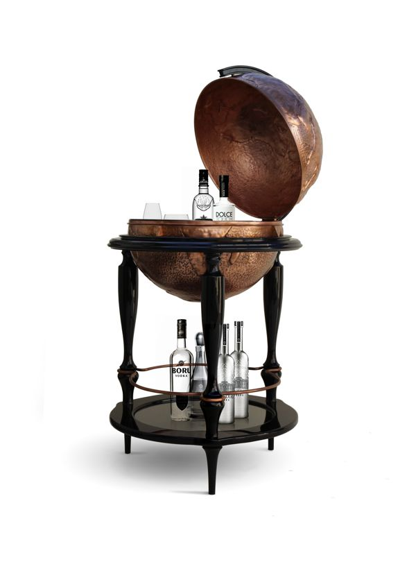 I Need This Globe/bar For My Office. (Dan)