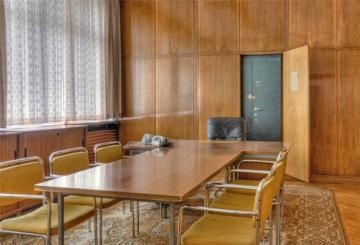 Why Berlin Cannot Forget The Stasi Interior Exterior Interior