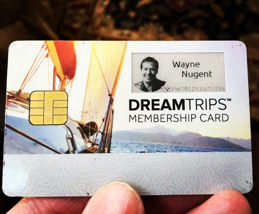 SmartCard coming soon! The only CARD you will ever need! Put ALL your cards in to ONE card! It's your MasterCard, VISA CARD, American Express, + + +, or your key card to your Hotel room plus much, much more! Waterproof and with a screen! High tech, easy to use with state of the art top security! #‎worldventures‬ ‪#‎ysbh‬ ‪#‎dreamtrips‬ ‪#‎rovia‬ ‪#‎travelrevolution2016‬
