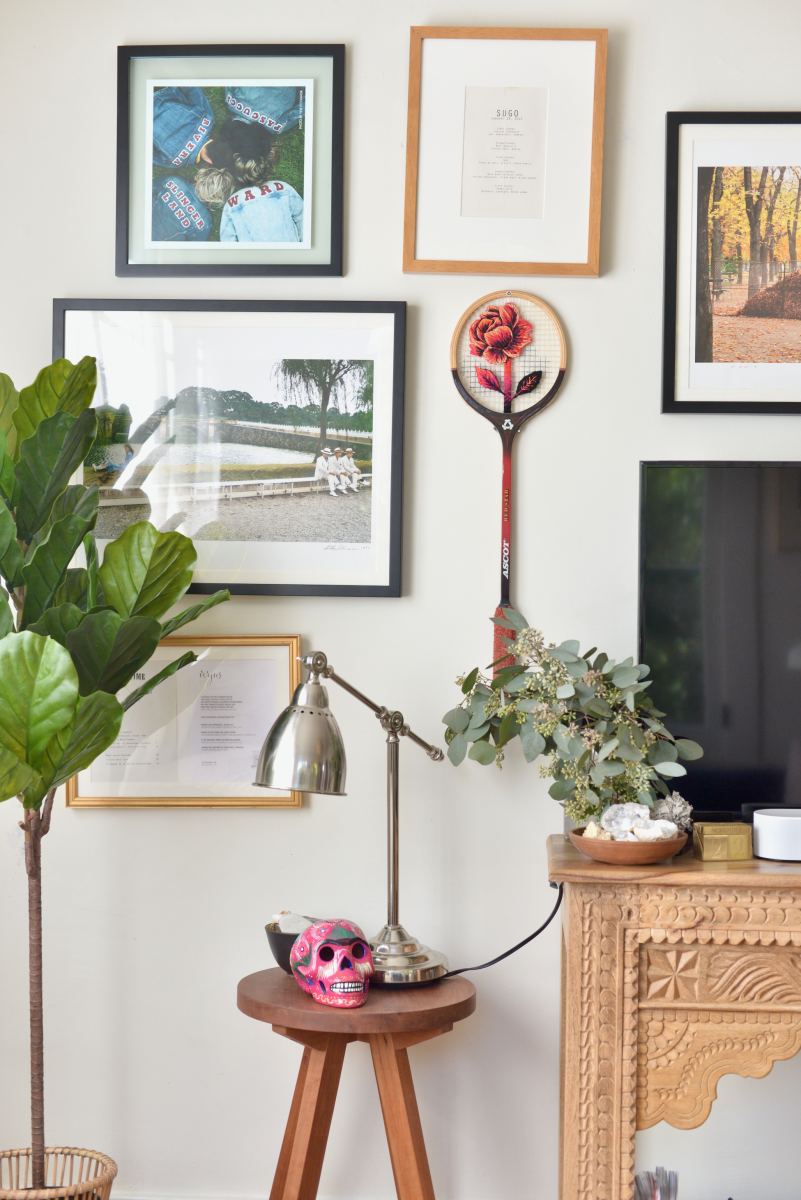 How Our Editor Completely Transformed Her Living Room